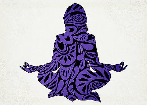 Ricky Barnard - Meditate Ultraviolet