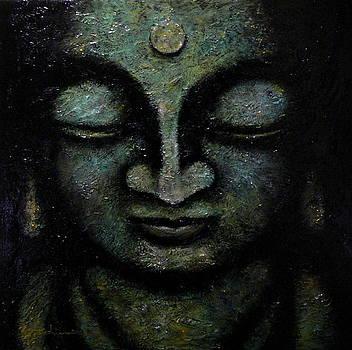 Meditation - 2 by Eddie Lim