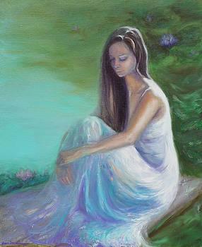 Meditation by Anna IOURENKOVA