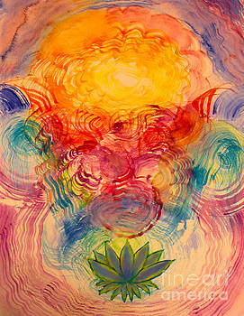 Meditation by Anne Cameron Cutri
