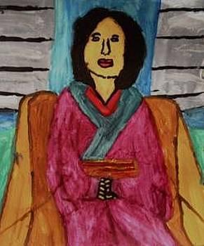 Meditation by Annie Dameron