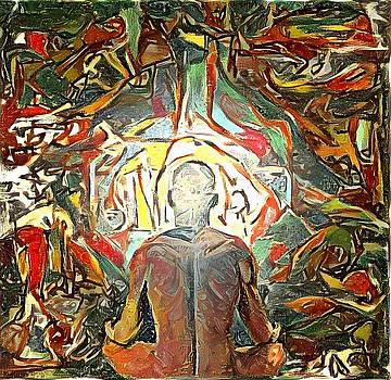 Meditation by Bruce Rolff