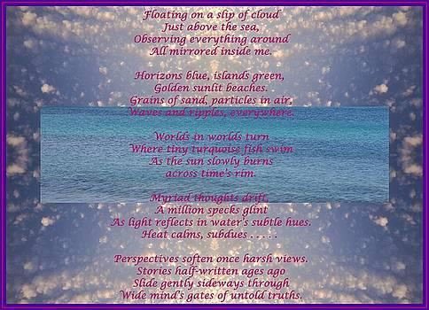 Meditative Poem Written on Greek Beaches by Julia Woodman