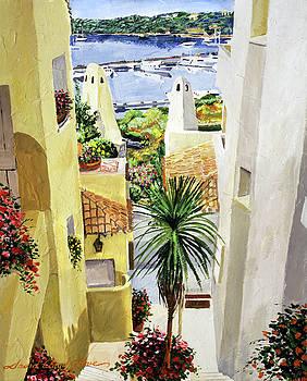 Mediterranean Early Morning by David Lloyd Glover