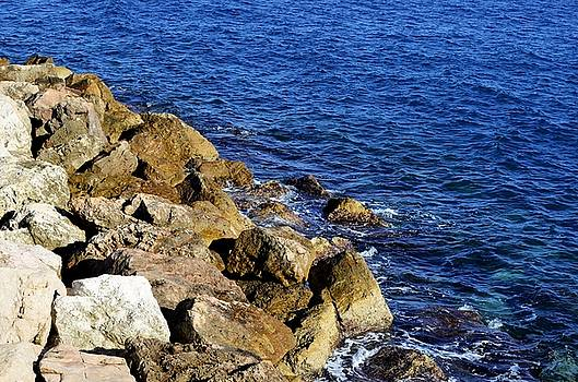 Mediterranean Sea  by Diamond Jade