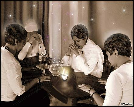 Mediums at a Spiritual Gathering by Carmen Cordova