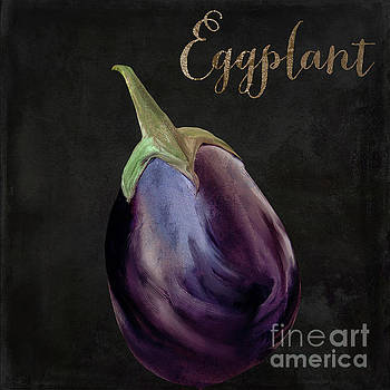 Medley Eggplant by Mindy Sommers