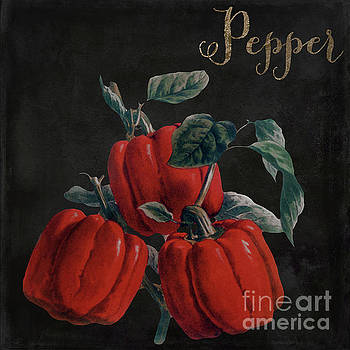 Medley Red Pepper by Mindy Sommers