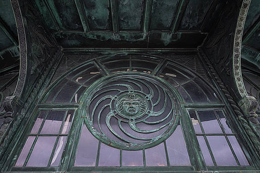 Terry DeLuco - Medusa Window Carousel House Asbury Park NJ