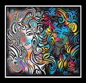 Medusa's Mirror by Steve Farr