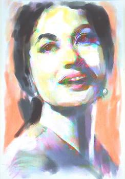 Usha Shantharam - Meena Kumari