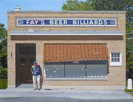 Meet Me at Fay's by Michael Ward