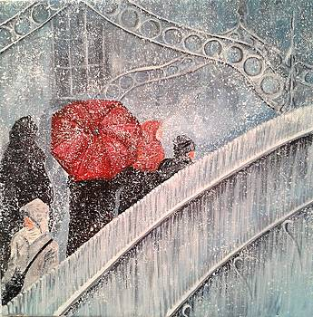 Meet me at the Hapenny Bridge by Pauline McCarville