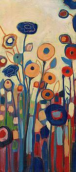 Meet Me in My Garden Dreams Part B by Jennifer Lommers