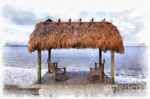 Edward Fielding - Meet me under the Chickee Hut