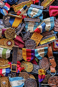 Christopher Holmes - Meet Medals