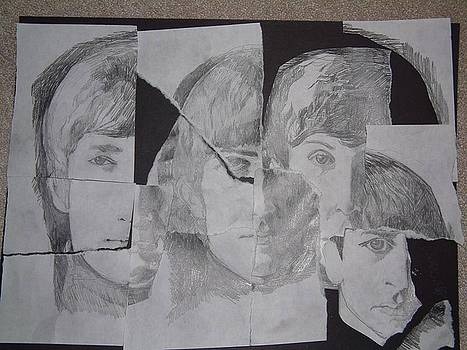 Meet The Beatles by Michael Hogan