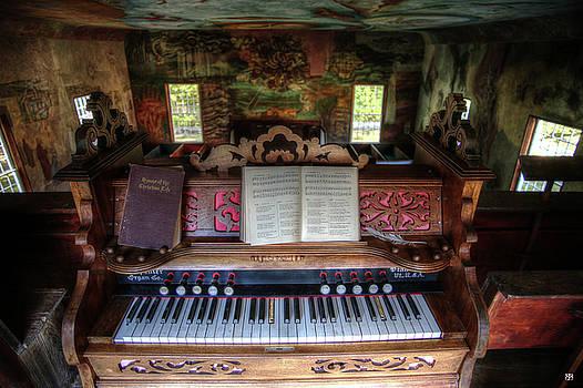 Meeting House Organ by John Meader