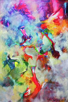 Meeting In Space by Mira Satryan