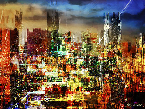 Megapolis by Stefano Popovski