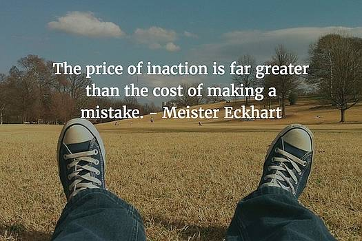Meister Eckhart Quote by Matt Create