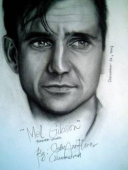 Mel Gibson by Unnamed Soul