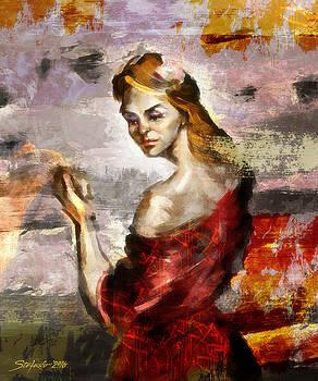 Melancholia II by Stefano Popovski