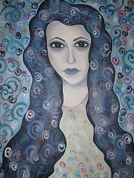 Melancholy by Alisa Ivanova