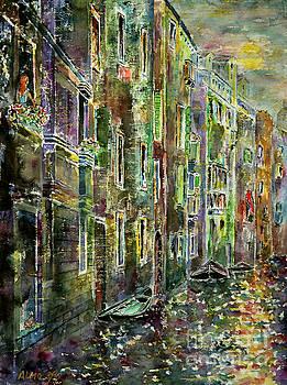 Melanconia by Alfred Motzer