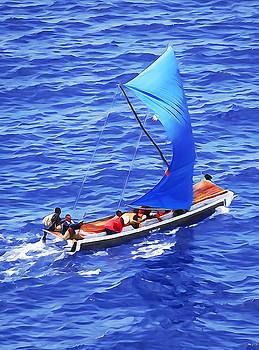 Dennis Cox - Melanesian Sailors