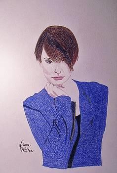 Melanie Number 9 by Donna Wilson