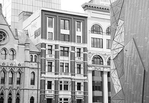 Ramunas Bruzas - Melbourne Architecture