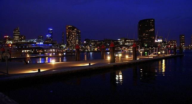 Melbourne by Kathryn Potempski