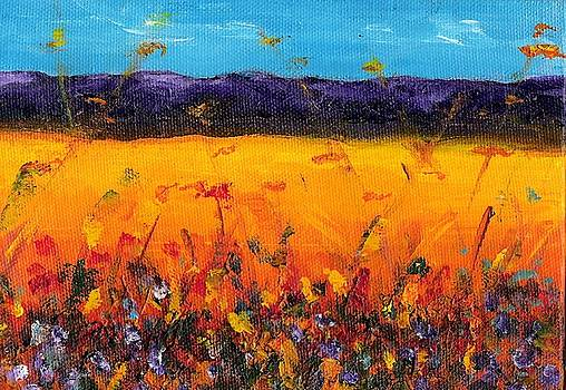 Melissa's Meadow by Frances Marino