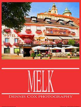 Dennis Cox Photo Explorer - Melk Travel Poster