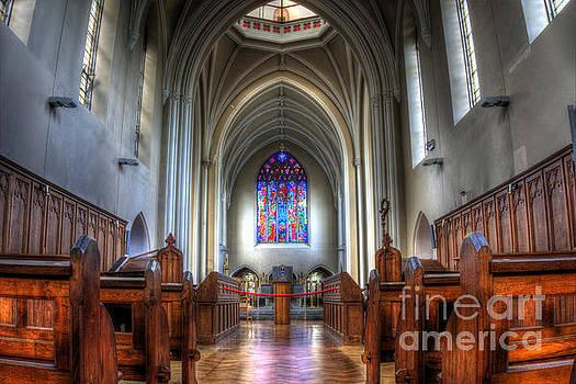 Marc Daly - Melleray Church
