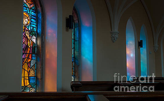 Marc Daly - Melleray Stained Glas