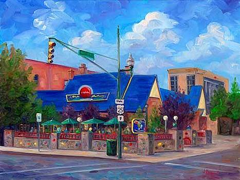 Mellow Mushroom - Asheville by Jeff Pittman