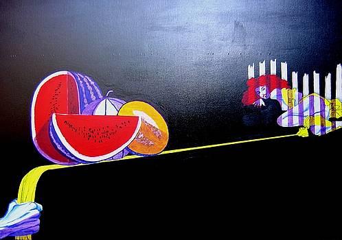 Melodrama Mmxv by Karel Witt