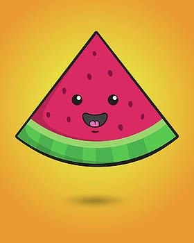 Melon Head by Samuel Whitton