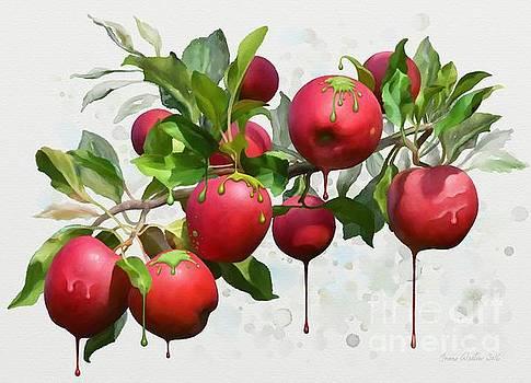 Melting Apples by Ivana Westin