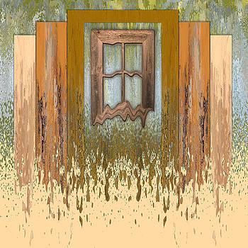 Melting Window by Nina Bradica
