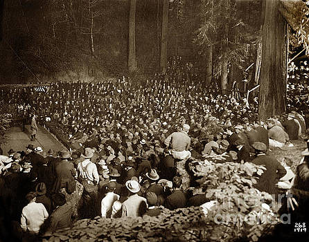 California Views Mr Pat Hathaway Archives - Members of the Bohemian Club at the Bohemian Grove