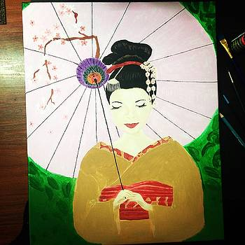 Memoir of a Geisha by Mon Saepharn