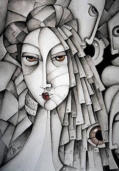 Memoirs of a Geisha by Simona  Mereu