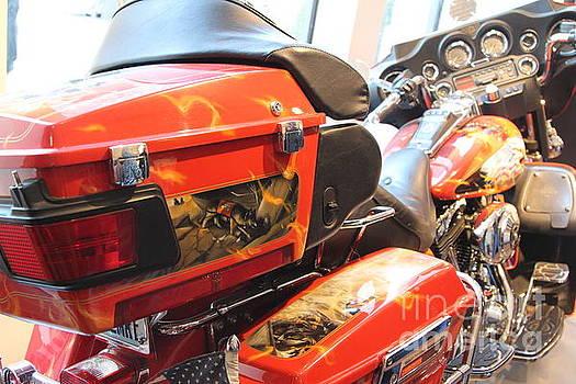 Chuck Kuhn - Memorial Bike 9/11 z