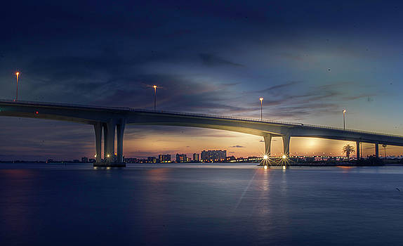 Memorial Causeway by Todd Rogers