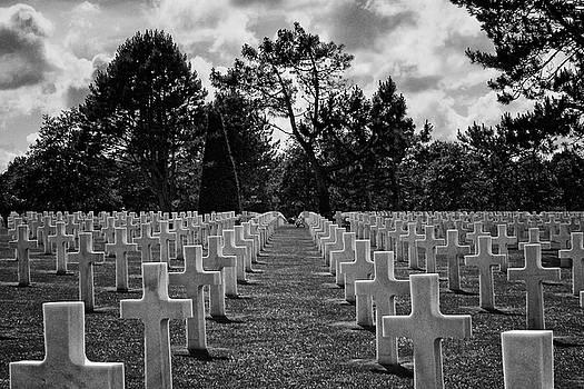Nikolyn McDonald - Memorial Cemetery - World War II