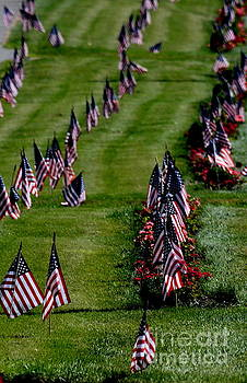 Memorial Day by Greg Patzer
