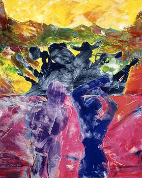 Memorias de las fiestas by George Chacon